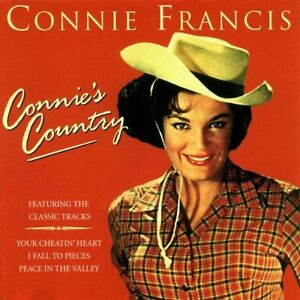Connie-Francis-Connies-Country-CD