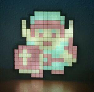 Pixel Pals - The Legend of Zelda LINK green 8-Bit Edition #8 - Nintendo NES PDP