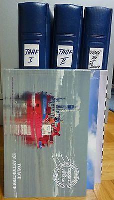 TAAF FSAT Frz. Antarktis 1948-Anfang 2015 Komplette Sammlung Postfrisch MNH