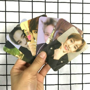 5pc-Kpop-NCT-U-127-2018-Empathy-Paper-Cards-Self-Made-Autograph-Photocard-Poster