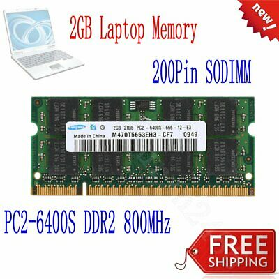 2GB Memory Asus Eee PC 1101HA 1201HA DDR2 Netbook RAM