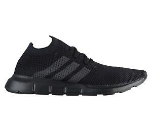 Adidas Swift Run PK Mens CQ2893 Black