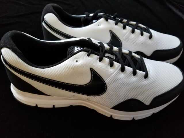 online store 70668 25c39 Nike LUNARFLY + BLACK WHITE SZ 13