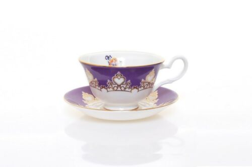 The English Ladies Co. Disney cup and Saucer set Rapunzel