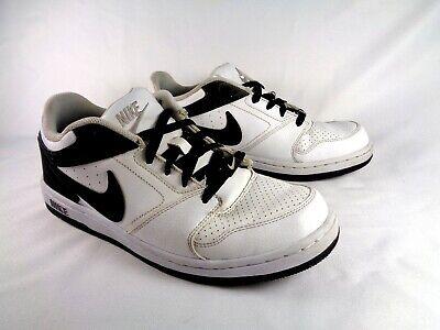 Nike Mens Prestige IV Classic White
