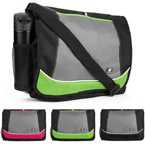 "Laptop Shoulder Messenger Carry Bag Case For 11"" 12"" 13"" 14"" 15"" 17.3"" HP ACER"