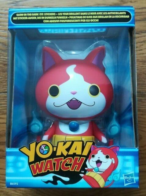 NEW / NEUF Hasbro Yokai Watch Mood Reveal Figure - Jibanyan