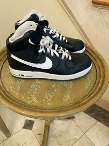 cheaper 86c04 15d63 Image is loading 2009-Nike-Air-Force-1-High-Premium-LE-