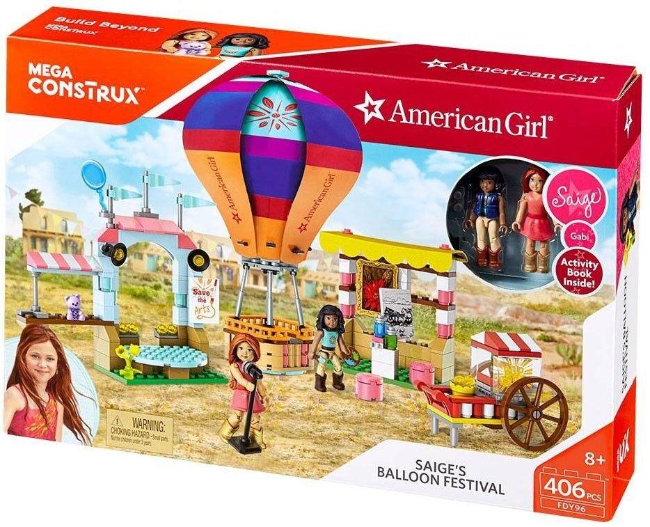 Mega - bloks amerikanerin mega - construx saige ist ballon festival hat fdy96