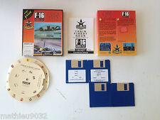 Compilation Their Finest Hours et F-16 combat pilot Atari ST 520ST FR