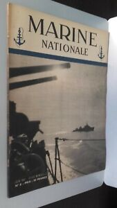 La-Revista-Nautico-Marino-Militar-N-8-Junio-1945-Buen-Estado