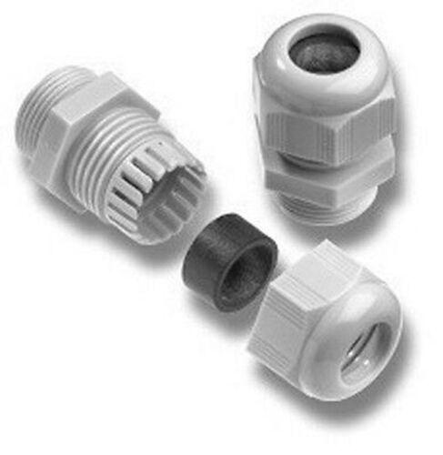 10x étanche PG21 connecteur Gland dia 13 ~ 18 mm Câble
