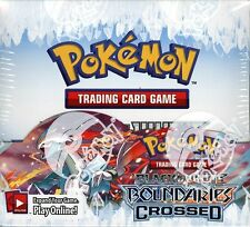 Pokemon Black & White Boundaries Crossed Brand New Factory Sealed Booster Box