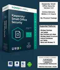 Kaspersky Small Office Security 1 File Server+5PC+5 Mob.Dev.(Online Delivery)
