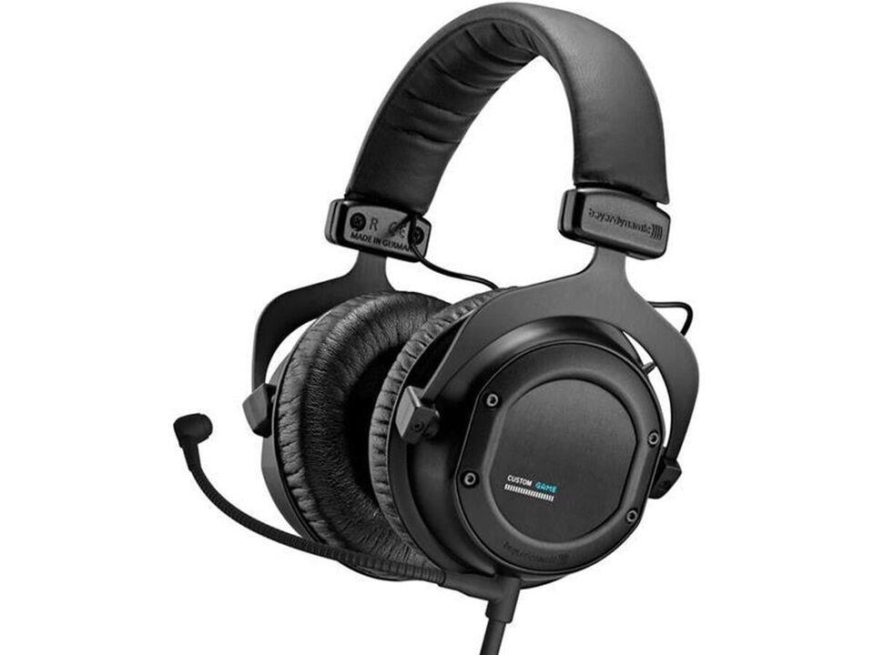 headset hovedtelefoner, Beyerdynamic, Custom Gaming MMX