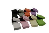 Earring Charm Display Jewellery Presentation Gift Storage Box colour choice ET-1