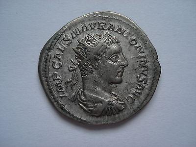 ELAGABALE        (empire romain)   ANTONINIEN  D'argent