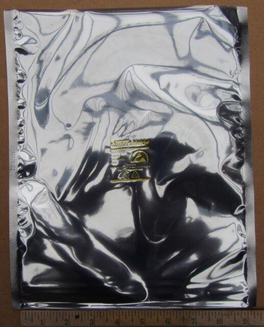 """2,000 4x6/"""" Open-Top Dou Yee Static Shield Bags"""