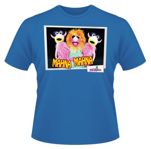 The Muppets Mahna Mahna T-Shirt Boys Girls Kids Age 3-15 Ideal Gift//Present