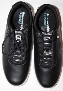 Brunswick-Men-039-s-Prelude-Lite-Black-Bowling-Shoes-Size-10-5-Medium