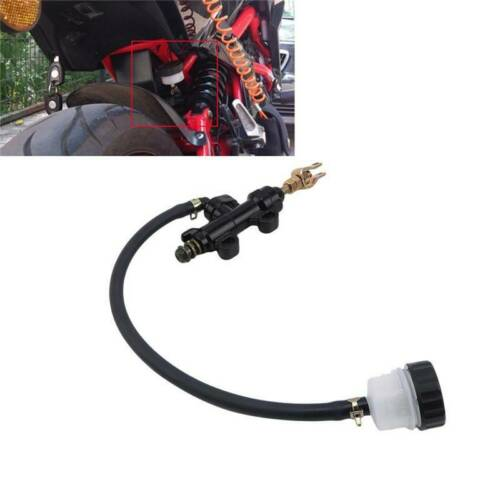 Motorcycle Off-Road Rear Foot Hydraulic Clutch Master Cylinder Brake Pump Q