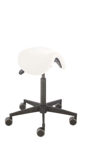 58-77 cm Komfort-Rollen Sattelhocker docy®  KOPENHAGEN 4231 Sitzhöhe ca