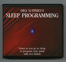 Dick sutphen sleep programming are