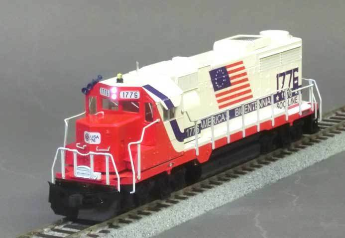 KATO HO 1  80 GP35 Soo Line USA 200th Annivery Paint with DCC Sound