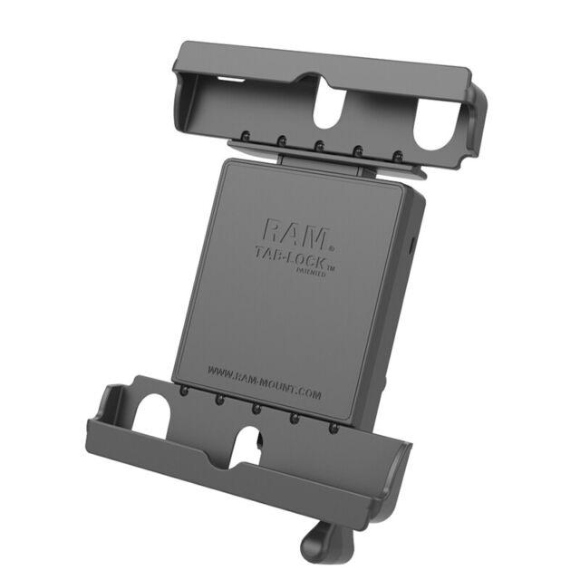 "RAM Tab-Lock Holder for 9"" Tablets in Heavy Duty Cases RAM-HOL-TABL20U"