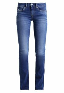 Das Bild wird geladen Pepe-Jeans-PICCADILLY-Jeans-Bootcut-Damen-Jeans-Ga0- 61b65e6946