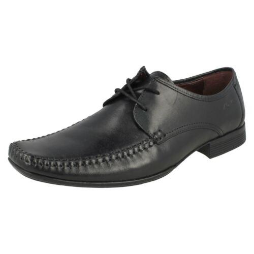 Ferro negros Clarks con cordones Zapatos formales para Walk hombre RAU7nz