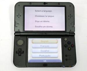 Pobre Cosmetico Nuevo 2nd Gen Nintendo 3ds Xl Sistema De Juegos