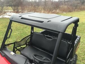Image Is Loading POLARIS RANGER MIDSIZE 570 500 1 PIECE HARD