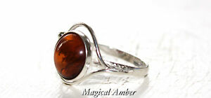 BALTIC AMBER RING WITH STERLING SILVER 925 - <span itemprop='availableAtOrFrom'>Bournemouth, United Kingdom</span> - Returns accepted Most purchases from business sellers are protected by the Consumer Contract Regulations 2013 which give you the right to cancel the purchase within 14 days after the  - <span itemprop='availableAtOrFrom'>Bournemouth, United Kingdom</span>