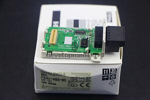 New Mitsubishi FX3U-485-BD Communication Board