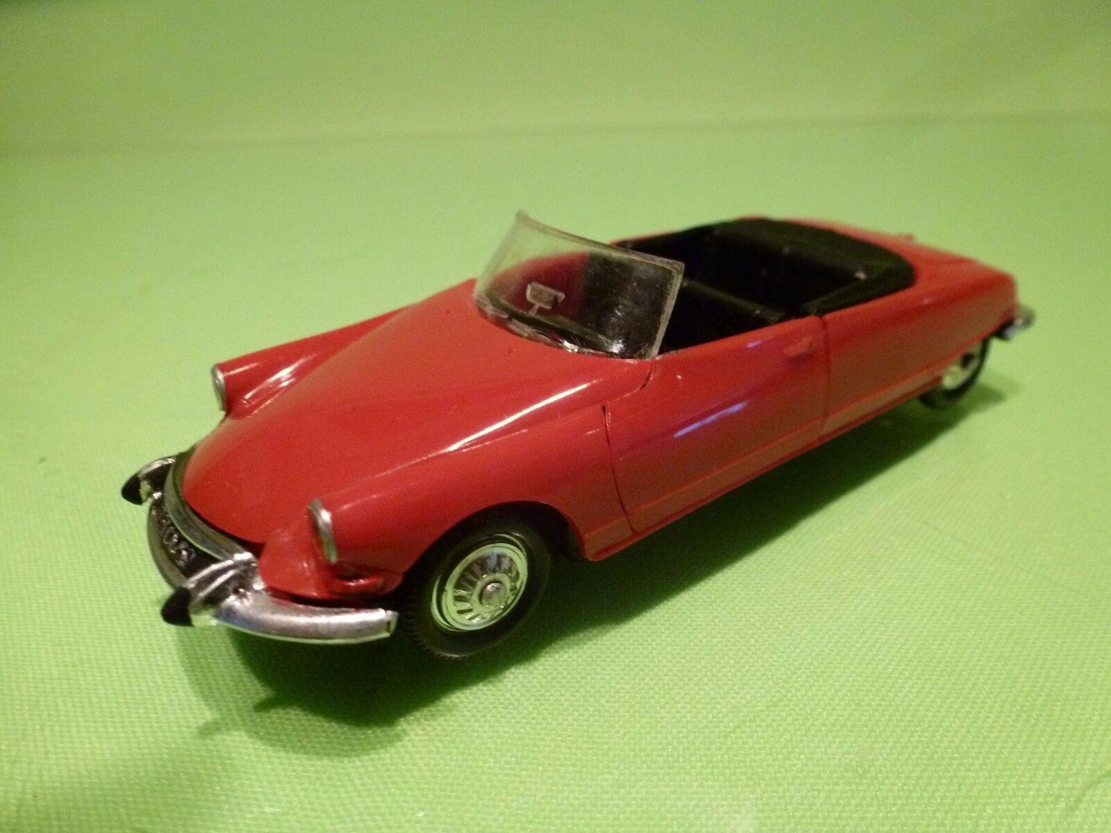 ventas en linea NOREV 88  DS 21 - CABRIOLET - rojo rojo rojo 1 43 - GOOD CONDITION  salida para la venta