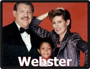 Webster Cast Refrigerator Magnet