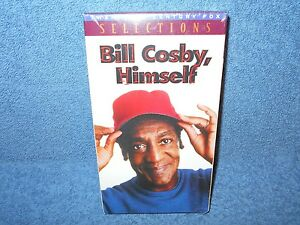 BILL-COSBY-HIMSELF-VHS-1996-TWENTIETH-CENTURY-FOX-SELECTIONS-NEW-SEALED