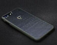 LAMBORGHINI ELEMENTO D3 CARBON iPhone 7 Plus Back Case Cover Black