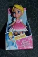 2016 Disney Princess Mini Toddler Cinderella 3 Inch Doll Poseable