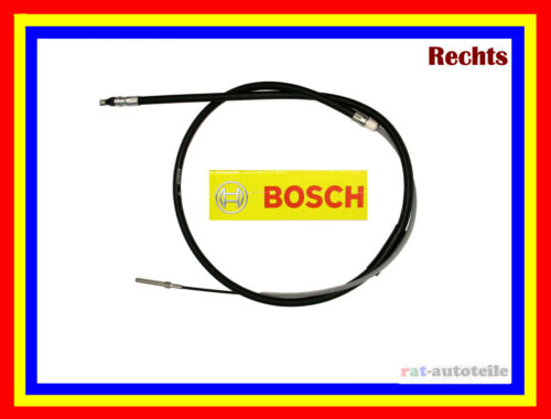 e46 3 Compact 3 Coupe 3 CABRIOLET 3 touring Handbremsseil droit Bosch BMW 3