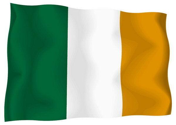 GARDA Sticker Decal  Irish National Police