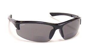 New-Coyote-BP-7-Polarized-BIFOCAL-Reader-Sunglasses-2-00-Black