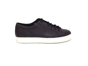 Caricamento dell immagine in corso Soldini-uomo-scarpe-sneakers20129-pelle -testa-di-moro- 5ea1207805a
