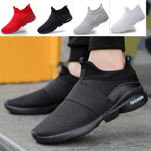 New-Fashion-Men-039-s-Casual-Running-Sport-Shoes-Men-Breathable-sneakers-Flats-Shoes