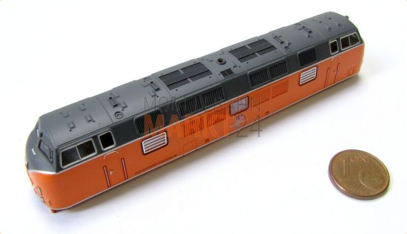 Ersatz-Gehäuse Ersatz-Gehäuse Ersatz-Gehäuse BOEG 221 135-7 z.B. für FLEISCHMANN Diesellok BR 221 N - NEU fe46e9