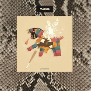 Madlib-Pinata-Beats-New-Vinyl-LP