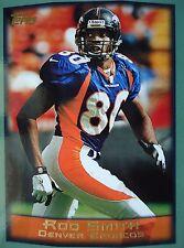 NFL 118 Rod Smith Denver Broncos Topps 1999