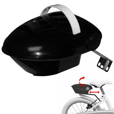 TOP CASE DOLL BIKE SEAT HOLDER FOR BOY BIKE BLACK UNIVERSAL FIXING SYSTEM TOY