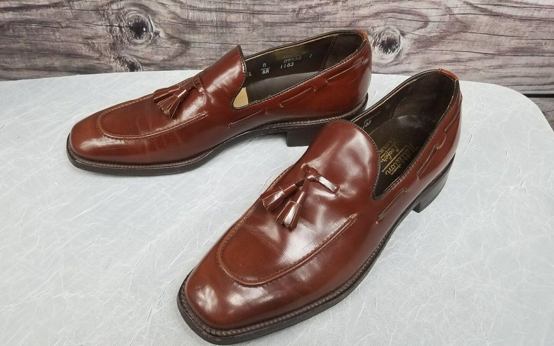 Nettleton Tassel Loafer 10 B AA  Brown  Men's Slip On Dress shoes